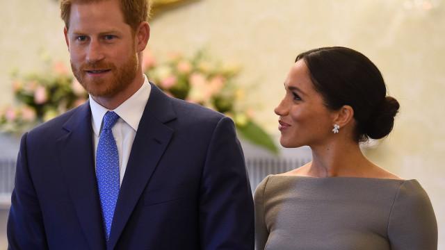 Quando é que Harry e Meghan vão ser pais? A resposta do príncipe