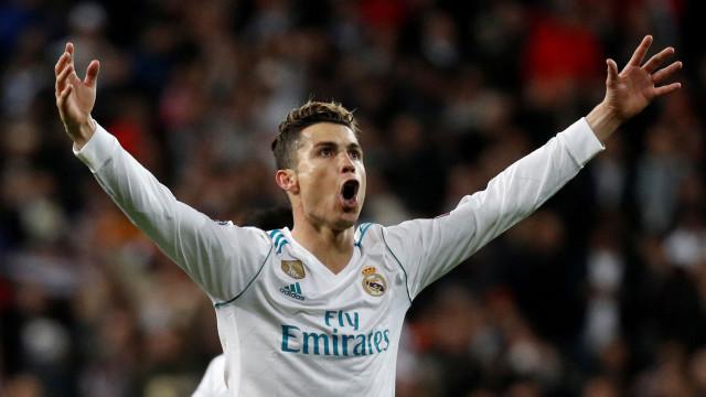 """A mais bonita dedicatória ao """"canibal"""" Cristiano Ronaldo"""