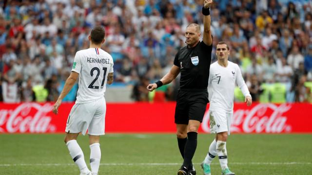 Já há árbitro para a final do Campeonato do Mundo