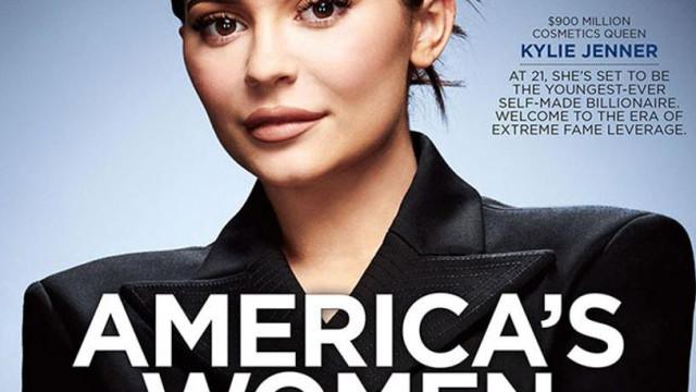 Comediante faz angariação de fundos para aumentar fortuna de Kylie Jenner