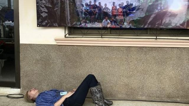 Judite Sousa explica porque tinha de dormir no chão na Tailândia