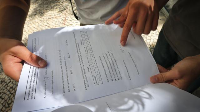 Exames: Resultados não envergonham nem escola pública nem colégios