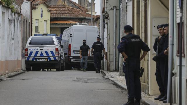 Cerco policial a caravana em Ovar terminou. Suspeito detido