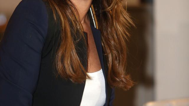 Bárbara Guimarães assinala aniversário da filha nas redes sociais