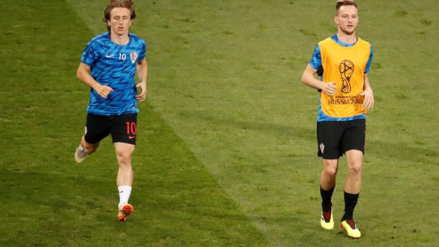 A promessa de Rakitic, caso a Croácia vença o Mundial