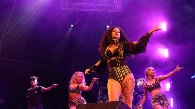 Blaya 'Faz Gostoso' no Côa Summer Fest
