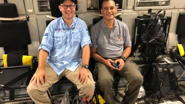 Três australianos com imunidade diplomática antes de resgate na Tailândia