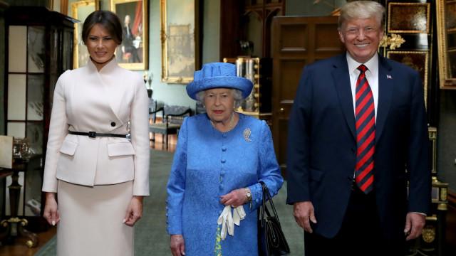 """Imprensa britânica ataca Trump: """"Como se atreve?"""""""