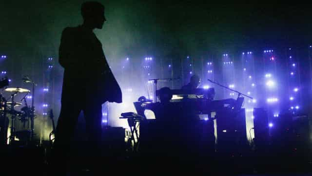 Massive Attack cancelaram concerto por causa dos Franz Ferdinand