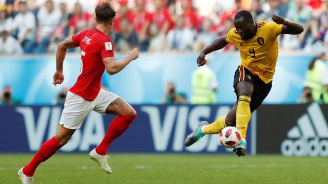 [1-0] Bélgica-Inglaterra: Negado o empate a Dier de forma inacreditável