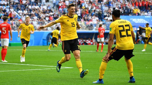 Histórico: Bélgica vence Inglaterra e leva a medalha de bronze para casa