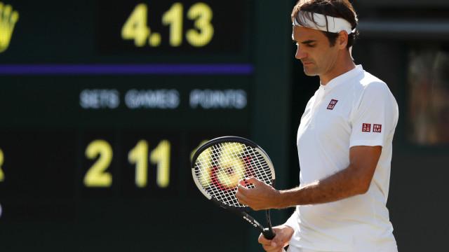 Efeito Federer: Bilhetes para a final baixaram mais de 2500 euros
