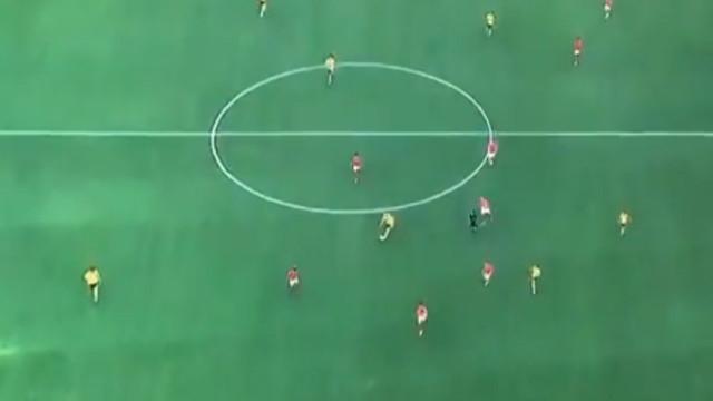 Provavelmente, esta é a melhor jogada deste Mundial'2018