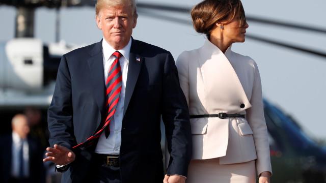 Trump quer recandidatar-se à Presidência dos Estados Unidos em 2020