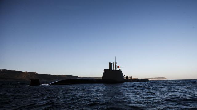 """Contrato de revisão do submarino Arpão abre """"novos mundos"""" à industria"""