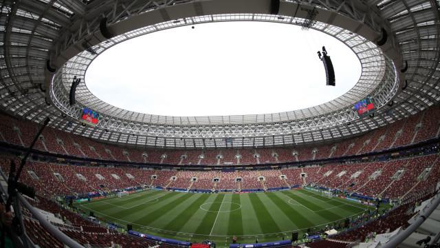 França-Croácia: Já há onzes para a final do Mundial