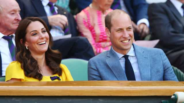 Kate Middleton e príncipe William partem para novo destino de férias