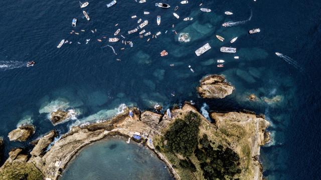 Red Bull Cliff Diving nos Açores: A etapa 'especial' que volta às origens