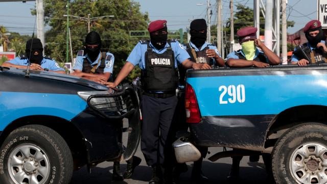 Dez mortos em ataques das forças governamentais a cidade da Nicarágua
