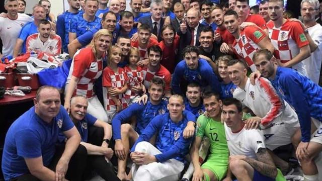 Vladimir Putin fez questão de ir ao balneário da Croácia