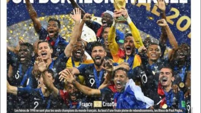 Ronaldo é o único 'extraterrestre' a derrubar a 'muralha' francesa