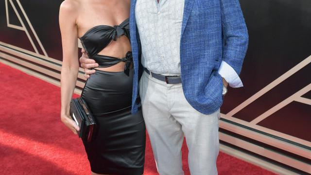 Noivo há cerca de dois anos, David Hasselhoff vai casar já este mês