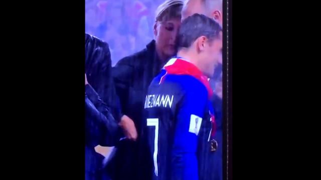 O roubo da final no Mundial? Esta mulher está no centro da polémica