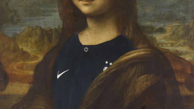 Felicitações do Louvre a seleção francesa acabam em polémica
