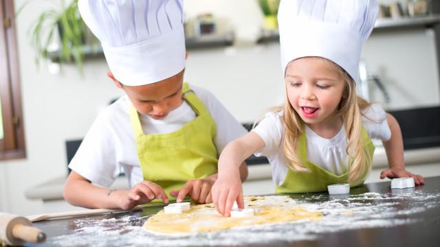 Em Arroios, os mais novos vão aprender a cozinhar como um chef