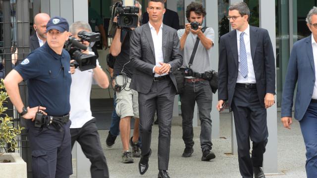 """""""Contratação de CR7: Parabéns à Juventus pelo golpe de mercado"""""""