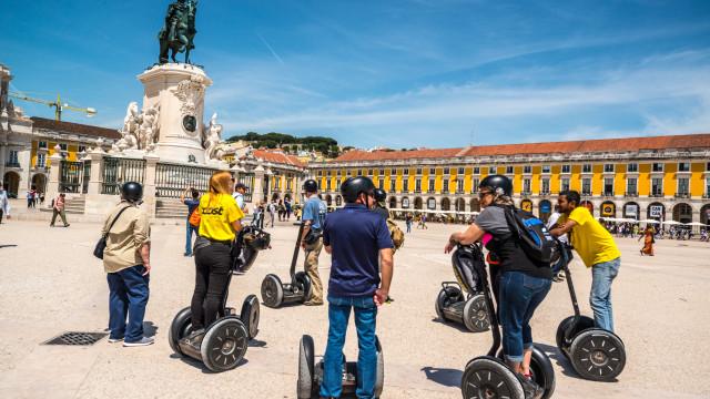 Maioria dos lisboetas vê turismo como algo positivo