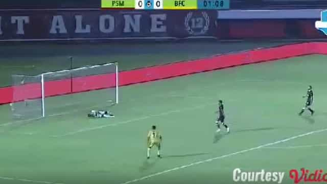 Paulo Sérgio volta a marcar um 'golaço' na Indonésia