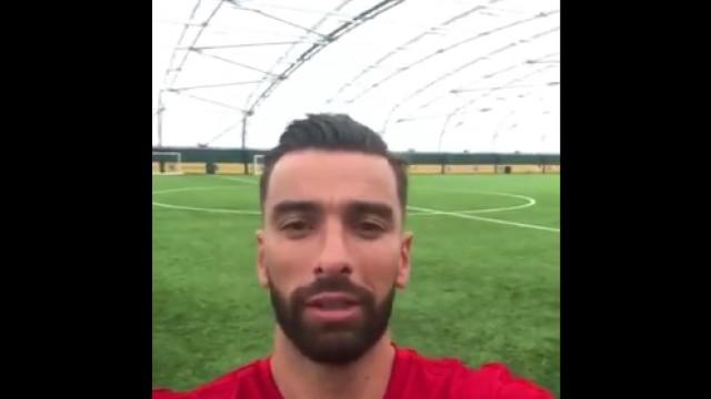 Rui Patrício deixa mensagem aos adeptos do Wolverhampton