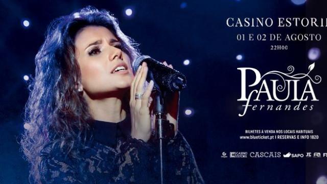 Paula Fernandes volta a Portugal para dois concertos