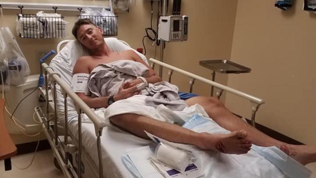 Flórida: Duas pessoas atacadas por tubarão no espaço de minutos em praia