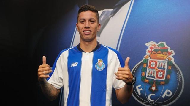 Diego Landis foi oficializado no FC Porto