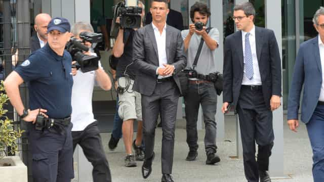 Como CR7 chegou a Turim? A bonita história de amor entre Ronaldo e a Juve