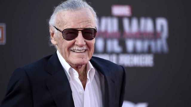 Celebridades lamentam a morte de Stan Lee