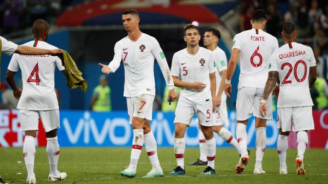 Há um jogador português entre as 11 maiores desilusões do Mundial'2018