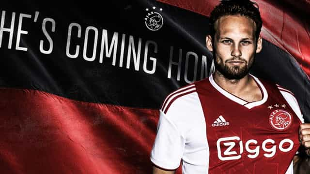 Ajax abriu os 'cordões à bolsa' para garantir o regresso de Blind