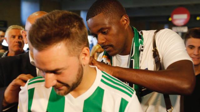 """""""Só tenho de agradecer ao Sporting por tudo o que me deu"""""""