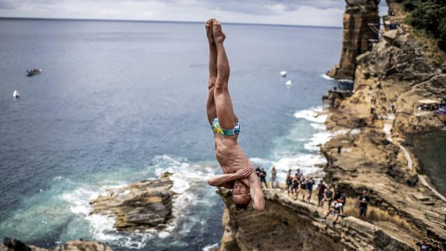 Cliff Diving: 250 anos de um desporto a caminho dos jogos olímpicos