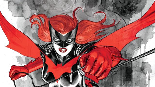 Batwoman também vai ter direito a série