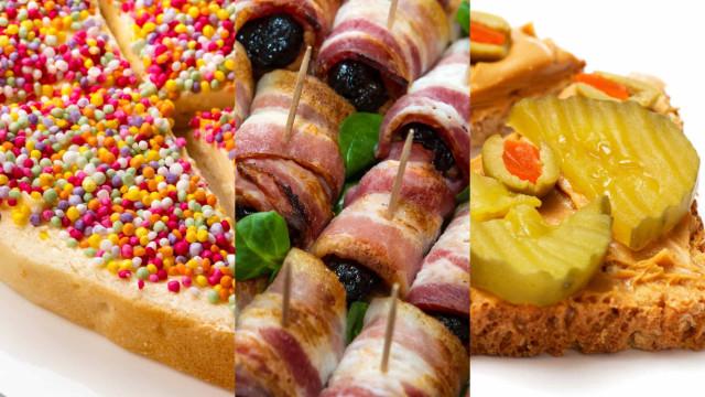 As mais estranhas mas deliciosas combinações alimentares