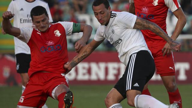 Benfica-FC Porto: Já há onzes para o Clássico