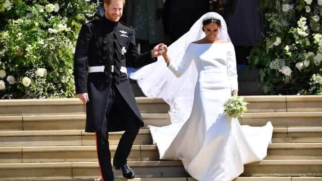 Harry revela detalhe que quase estragou o seu casamento com Meghan Markle