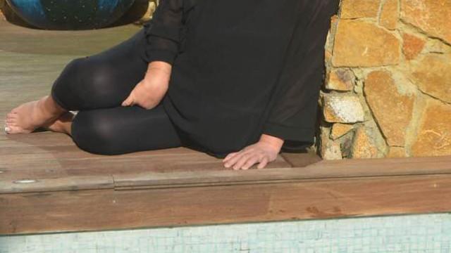 """Cristina Caras Lindas vende mansão: """"Aqui perdi duas pessoas que amava"""""""