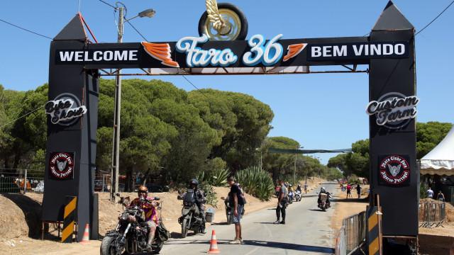 Concentração de Faro arranca hoje com segurança reforçada