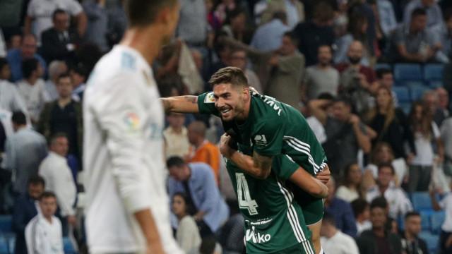 Javi García comentou pela primeira vez o interesse do Sporting
