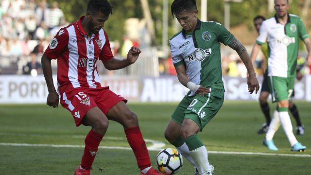 Sporting já apresentou proposta por Tissone